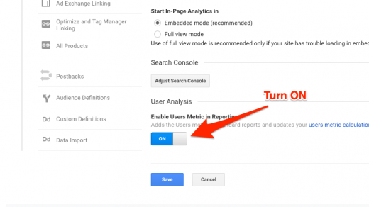 Users vs Sessions: which is better for Google Analytics reporting? 1