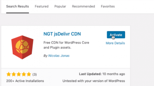 Setup a Free CDN for CSS and JavaScript on WordPress Blog 1