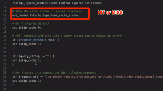 Enable Super FastCGI Nginx Cache for WordPress on Ubuntu Cloud 1