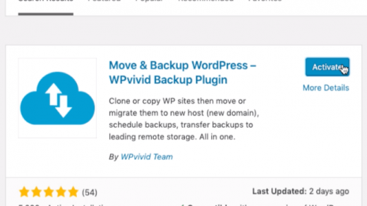 Free off-site Remote Backup for WordPress with WPvivid Plugin 2