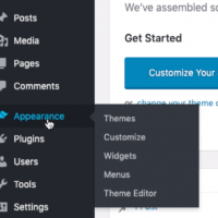 WordPress Appearance: Beautify your Blog with Free Themes! 1